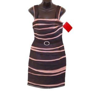 JS Collections Banded Cocktail Dress NWT-  Sz. 6